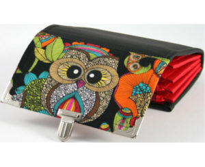 peněženka Dara bags se sovou - motiv 451