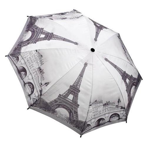 Skládací deštník Blooming Brollies s Eiffelovou věží